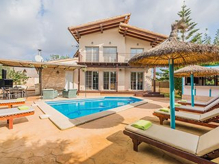 3 bedroom Chalet in Muro, Balearic Islands, Spain : ref 5048005