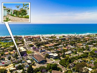 Charming Coastal Retreat & Only Blocks to La Jolla Shores Beach + A/C