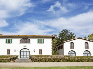 Villa Accioly 6 - Holiday house in traditional Tuscan architecture