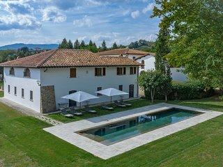 Villa Pozzo Antico - Figline Valdarno (Chianti area)