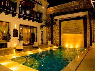Amazing 5 BR Mansion in Getsemani, Cartagena