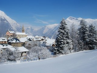 2 Alpes: Perfect Accommodation for large groups in the Heart of les 2 Alpes