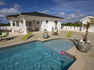 Villa Joy, a striking villa at Viva Bonaire