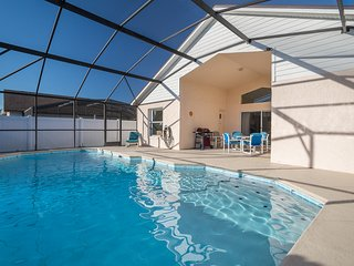 DEAL! 4BR Pool Home, 2 King Masters, Games Room, WiFi, BBQ-Orlando/Disney