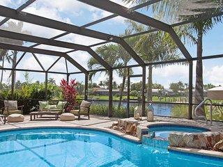 Casa Corazon beautiful 3 bedroom, 2 bath property located in SE Cape Coral.