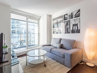 One of a kind Modern 1BR Central Downtown!★★★★★
