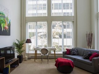 Elegant Designed 1BR ♥ Dwntn ~Corporate/Relocation