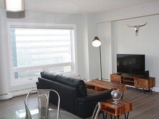 Wonderful 2BR in Downtown - Corporate Travelers!