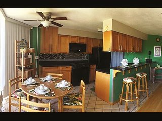 Dining Kitchen Panoramic
