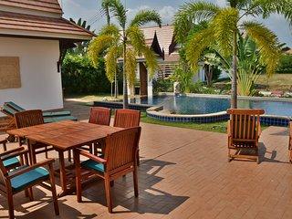 Oriental Thai Pool Villa per due persone