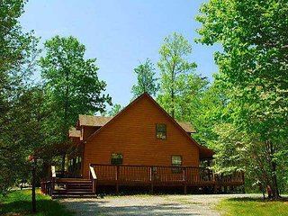Happinest is located in Wears Valley the quaint and quiet side of the Smokies