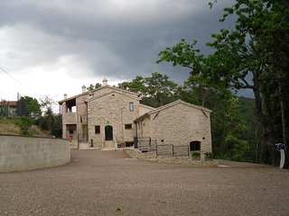 2 bedroom Villa in Santa Vittoria, Umbria, Italy : ref 5681200