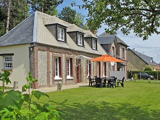 3 bedroom Villa in Sassetot-le-Mauconduit, Normandy, France : ref 5442046