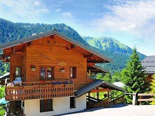 2 bedroom Apartment in La Chapelle-d'Abondance, Auvergne-Rhone-Alpes, France : r