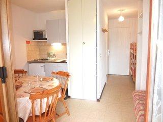1 bedroom Apartment in Fontcouverte-la Toussuire, Auvergne-Rhone-Alpes, France :