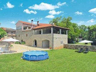 2 bedroom Villa in Pazin, Istarska Županija, Croatia : ref 5439557