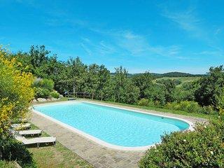 1 bedroom Villa in Gambassi Terme, Tuscany, Italy : ref 5447540