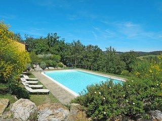 1 bedroom Villa in Gambassi Terme, Tuscany, Italy : ref 5447533