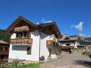 2 bedroom Apartment in Soraga, Trentino-Alto Adige, Italy : ref 5437614