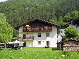 2 bedroom Apartment in Molina di Ledro, Trentino-Alto Adige, Italy : ref 5440721