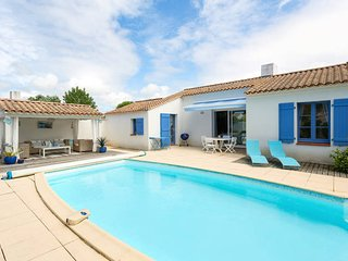 3 bedroom Villa in Saint-Jean-de-Monts, Pays de la Loire, France : ref 5448131