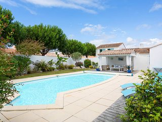 4 bedroom Villa in Saint-Jean-de-Monts, Pays de la Loire, France : ref 5448135