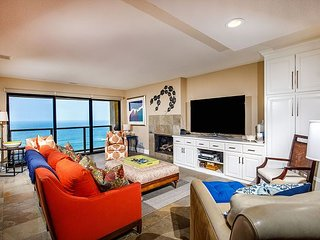 BEACH YOU TO IT!! Remodeled 2 BR Oceanfront Seascape Sur #61