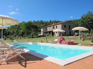 2 bedroom Villa in Boccheggiano, Tuscany, Italy : ref 5446926