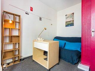 16m² Studio - Place de Clichy