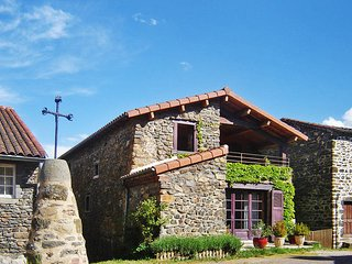 2 bedroom Villa in Blassac, Auvergne-Rhone-Alpes, France : ref 5435159