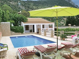 2 bedroom Villa in El Gastor, Andalusia, Spain : ref 5669760