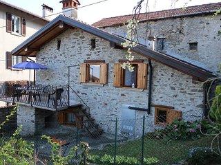 1 bedroom Villa in Stazzona, Lombardy, Italy : ref 5436967