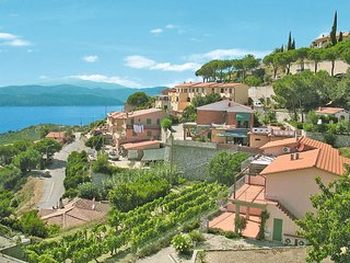 1 bedroom Apartment in Capoliveri, Tuscany, Italy : ref 5437672