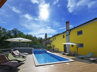 3 bedroom Villa in Pićan, Istarska Županija, Croatia - 5439111