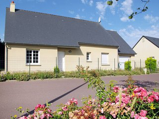 2 bedroom Villa in Portbail, Normandy, France - 5650882