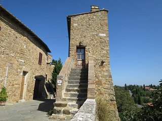 1 bedroom Villa in San Quirico d'Orcia, Tuscany, Italy : ref 5447563