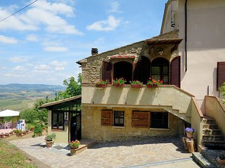1 bedroom Apartment in Volterra, Tuscany, Italy : ref 5446566