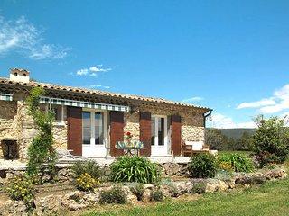 2 bedroom Villa in Ampus, Provence-Alpes-Côte d'Azur, France : ref 5436990