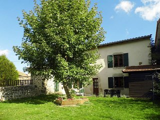 3 bedroom Villa in Saint-Julien-d'Ance, Auvergne-Rhone-Alpes, France : ref 54351