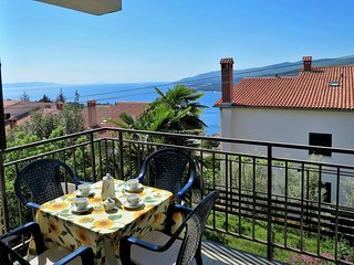 2 bedroom Apartment in Rabac, Istarska Županija, Croatia : ref 5439616