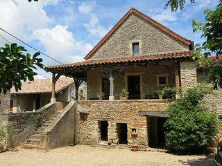 3 bedroom Villa in Chissey-les-Macon, France - 5635807
