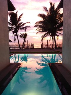 Dream Beach Villas Araliya und Lotus Hikkaduwa