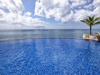 Your private terrace will offer you the BEST ocean views! (EC3BN)