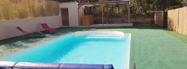 espace piscine sécurisé
