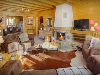 Enjoy peace, great skiing at this 4* stylish Alpine chalet - OVO Network