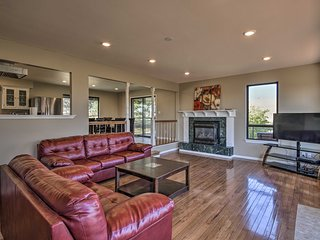 Large Family Home on 3 Acres, Walk to Folsom Lake!