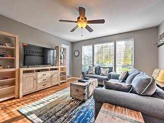 NEW! Updated Home w/Game Room- 10 Min to DT Frisco