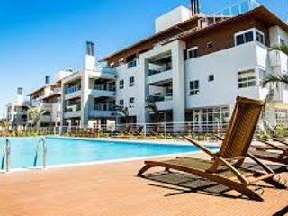 Lindo Apartamento Pé na Areia Praia do Campeche