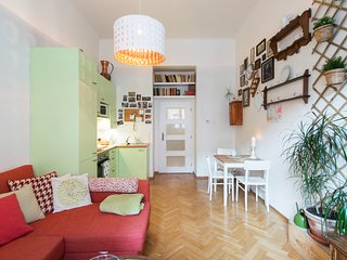Your Quality Getaway Home in Prague