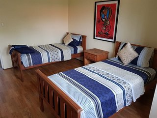 Deluxe One Bedroom with ensuite .Swimming Pool